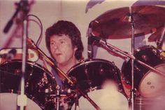 Ted McKenna from Alex Harvey and Michael Schenker. Great drummer.