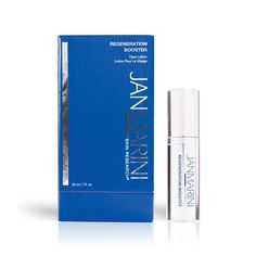 Night time boosters and peptides  replenishes and nourishes deeper into the skin and helps to lock in moisture, for dramatic age defying results.  Joy loves-> Age Intervention Regeneration Booster  by Jan Marini