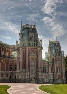 Catherine Palace - Pushkin, Russia