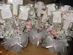 Baptism Centerpieces Ideas | Home and Party Decors