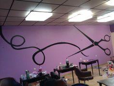hair dresser shop...in making:)