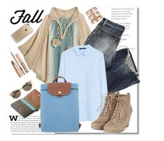 """Fall options ."" by gul07 ❤ liked on Polyvore featuring Calypso St. Barth, MANGO, Rifle Paper Co, Fendi and Repossi"