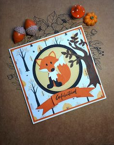 Marianne Vos, Marianne Design, Fall Cards, Kittens, Scrap, Van, Mice, Cute Kittens, Autumn Cards