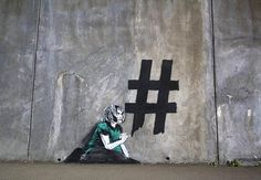 Street art, redes sociales y crítica social (Yosfot blog)