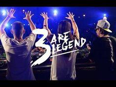 Dimitri Vegas, Steve Aoki, Like Mike   3 Are Legend 2014