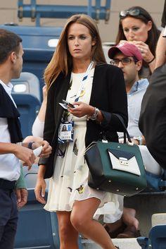 It's Official: Kim Murray Has Serious Grand-Slam Style | POPSUGAR Fashion UK