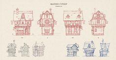 The Nutcraker: Character Design & Concept Art by Soyun Park – Inspiration Grid | Design Inspiration #illlustration #art #artist #conceptart #characterdesign #thenutcracker #inspirationgrid