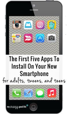 Best apps for teens