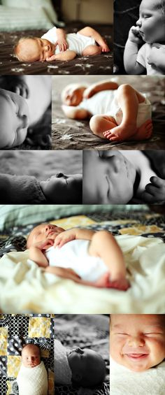 Newborn pictures by Christinac211