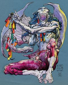 Art by Barry Windsor-Smith* • Blog/Website | (http://barrywindsor-smith.com)  ★ || CHARACTER DESIGN REFERENCES™ (https://www.facebook.com/CharacterDesignReferences & https://www.pinterest.com/characterdesigh) • Love Character Design? Join the #CDChallenge (link→ https://www.facebook.com/groups/CharacterDesignChallenge) Share your unique vision of a theme, promote your art in a community of over 50.000 artists! || ★