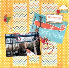 Layout: Playtime **Echo Park**