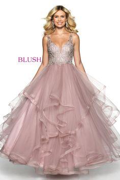 a716b9e5693b0 54 Best Blush Prom images in 2019 | Blush prom dress, Prom dresses ...