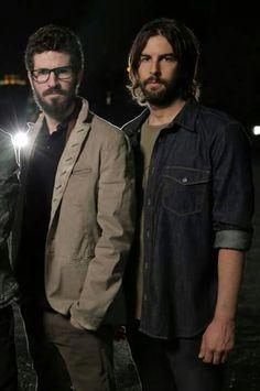 Rob y Brad