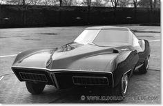 1966 Cadillac XP840 Concept Car