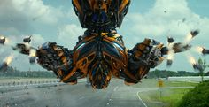 Bumblebee Transformers Age of Extinction Transformers: Age of Extinction Review