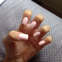 light pink nails | You can download Light Pink Acrylic Nails in your computer by clicking ...
