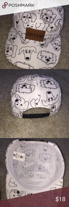 Jack & Winn toddler hat Jack & Winn size small super cute!! Worn twice. Excellent, excellent condition!! Fits typically between 6-18 months depending on the head size. jack & winn Accessories Hats