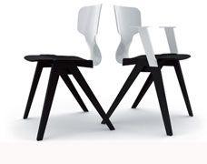 The Ahrend 380 plastic design chairs, a design by Ineke Hans Arend 380   Ahrend 380 kunststof design stoelen, ontwerp van Ineke Hans Ahrend 380.