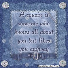 I want to share this Cousin Cousin picture from Dazzle Junction with you.  Click to view. Funny Cousin Quotes, Proud Mom Quotes, Life Quotes, Cousin Sayings, Cousins Quotes, Cousin Pictures, Little Brother Quotes, Cousin Love, Crazy Cousins