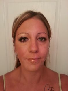 Its all about highlighting and contouring. .can you see the Younique vs bare? Simply Beautiful  Https://www. Youniqueproducts.com/Porter