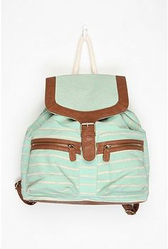 Canvas Backpack from Urban Outfitters