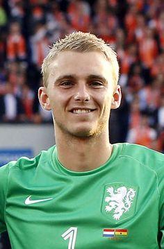 Jasper Cillessen: soccer [football] player ♥