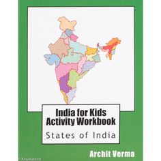 India for Kids: Activity Workbook