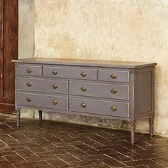 Louis XVI Double Dresser, available at ballarddesigns.com