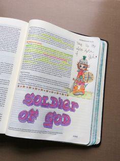 Ephesians 613 Micron And Polychromos