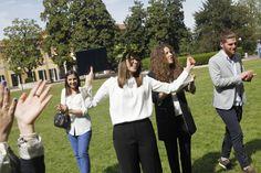"""Si conclude oggi la """"tre giorni"""" di Lauree alla LIUC! Ecco alcuni dei nostri neo-laureati! Congratulazioni a tutti i nuovi Dottori e Dottoresse!!  #LIUC #lauree #stelledelfuturo"""