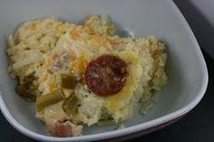 Hash Brown Breakfast Casserole | AllFreeSlowCookerRecipes.com