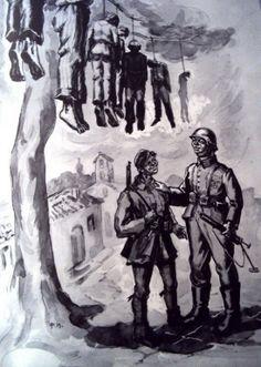 Φέρτης Ηλίας – Ilias Fertis [1906-1987] Κρεμασμένοι