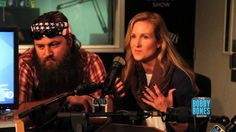 The Duck Dynasty Crew On The Bobby Bones Show