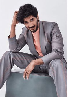 Dulquer Salmaan looked utterly handsome and cute in this Vogue shoot for October edition . He'll be sharing the cover with and . Bollywood Actors, Bollywood Fashion, Bollywood Style, Chocolate Boys, Actors Images, Actor Photo, Cute Actors, Vogue Covers, Pre Wedding Photoshoot