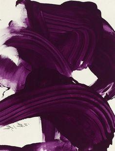 Abstract Painter Kazuo Shiraga