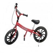 Glide Bikes Go Glider Kids Balance Training Bike With 16 Durable Tires Adjustable Seat And Handle Bar - Red | http://virventures.com