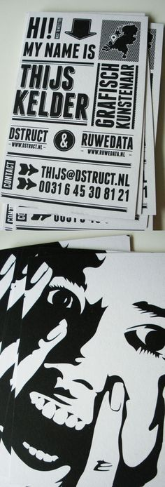 business card  neat-O
