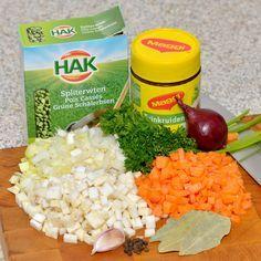 Erwtensoep of snert (recept)