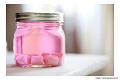 Vodka Infused Bubble Gum.... Who Knew? oooooooh