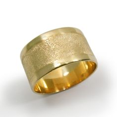 Thick Gold Band Wedding Rings Pinterest Bands And Ring