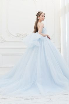 Puffy Dresses, Ball Dresses, Ball Gowns, Prom Dresses, Stunning Dresses, Beautiful Gowns, Pretty Dresses, Colored Wedding Dresses, Bridal Wedding Dresses