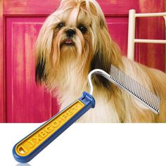 Dog Comb Stainless Steel Curved Rake Cat And Dog Pet Comb. Long-Haired Brush For Dog. Type: Dogs Name: Pet Supplies Material: Stainless Steel Model: Dog Combs, Cat Combs