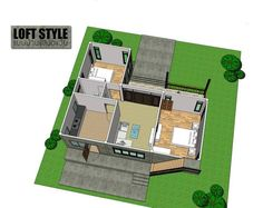 What an Amazing Loft! Who wants to live in that property? If you're interested, then read on! - Cool House Concepts