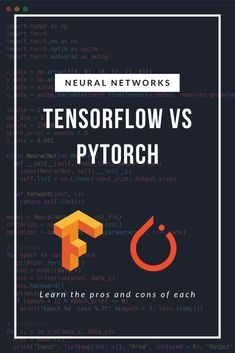 TensorFlow and PyTorch are two #Python libraries that have helped accelerate the use of neural networks. This post compares each of them, and lets you make up your own mind as to which might be more appropriate for use in your next #machinelearning or #datascience project. Google Brain, Machine Learning Deep Learning, Artificial Neural Network, Graffiti Wallpaper, First Language, Use Case, Computer Programming, Electronics Projects, Data Science