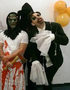 Blutiger Mördermetzger, Graf von und zu Hohenstein und der unsichtbare Henker Graf, Halloween, Spooky Halloween