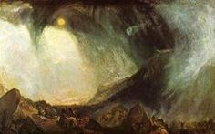 Snow Storm: Hannibal and His Army Crossing the Alps : Joseph Mallord William Turner : Museum Art Images : Museuma Joseph Mallord William Turner, Caravaggio, Cool Landscapes, Landscape Paintings, Abstract Landscape, Turner Artworks, Turner Painting, Top Paintings, Amazing Paintings