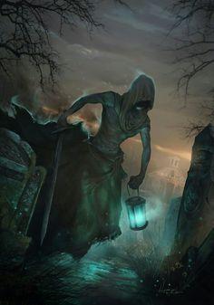 Wraith | Artstation