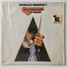 Stanley Kubrick's Clockwork Orange Soundtrack LP Vinyl