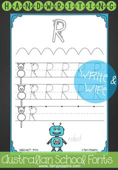 handwriting worksheets australian school fonts nsw foundation handwriting handwriting. Black Bedroom Furniture Sets. Home Design Ideas
