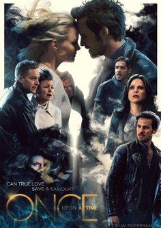 My @OnceABC S4 Finale poster #TrueLove #SaveASaviour @jenmorrisonlive @colinodonoghue1 @LanaParrilla @sean_m_maguire